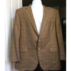 Hickey Freeman Dillards Men's Blazer 46R